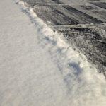 太陽光発電所の無駄な雪下ろし