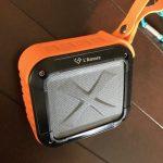 屋外作業に丁度いいBluetooth4.0 スピーカー