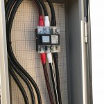 太陽光発電所のスマートメーターを交換し余ったアナログメーターの使い道