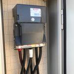 太陽光発電所のアナログメーターをスマートメーターに交換